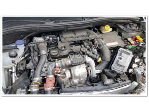 2008 1.6 hdi çıkma motor